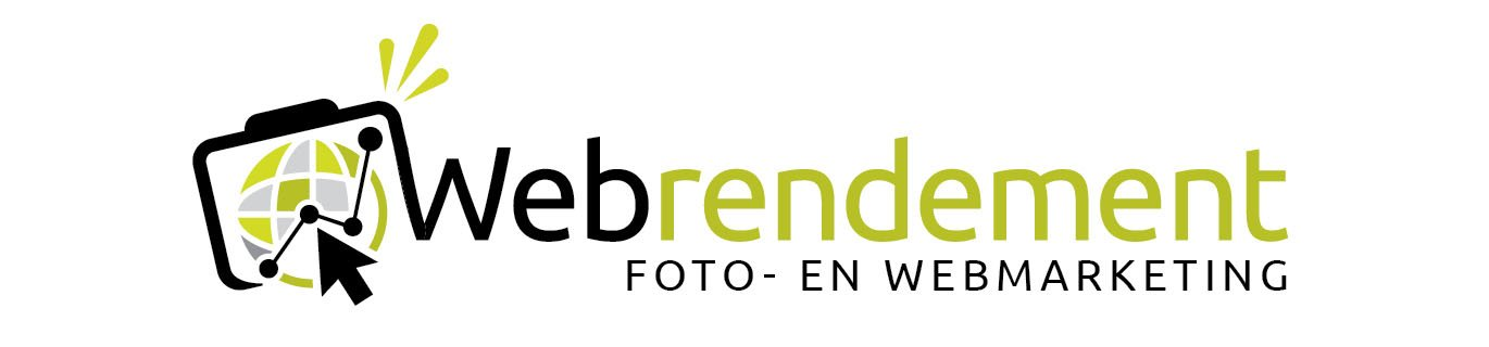 Logo webrendement foto en webmarketing